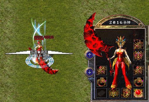 超级变态传奇高战力的boss的护甲值都往往比较高