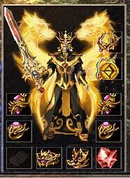 战士在PK的时间内能够不断的去用神圣护盾